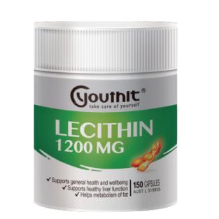 优思益大豆软磷脂胶囊 降低血脂的血管清道夫